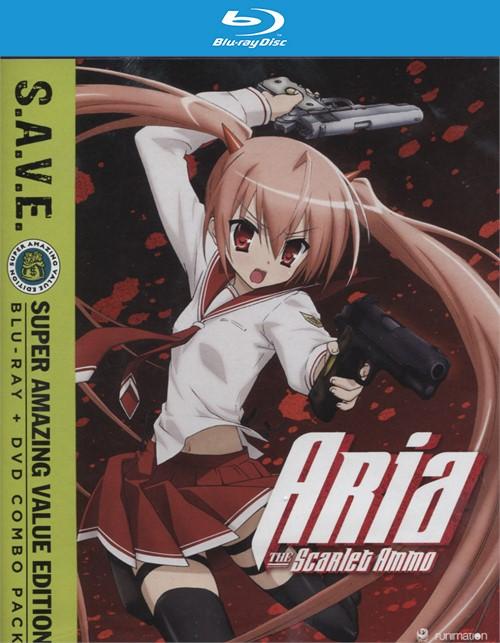 Aria the Scarlet Ammo: Season One