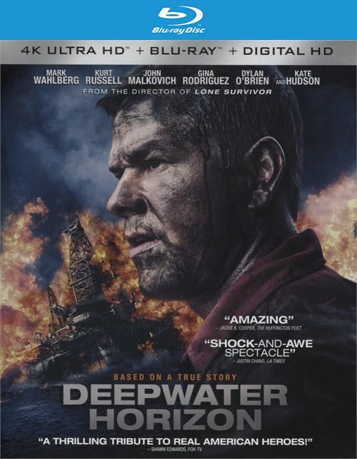 Deepwater Horizon (4K Ultra HD + Blu-ray + UltraViolet)