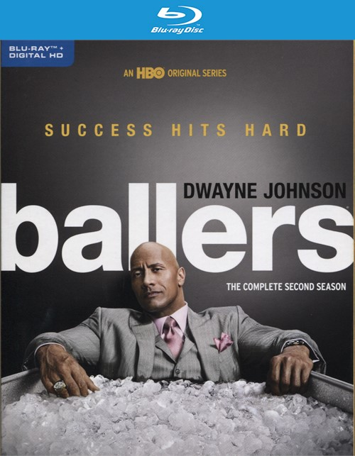 Ballers: The Complete Second Season (Blu-ray + UltraViolet)