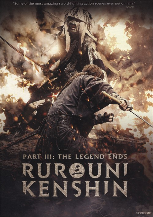 Rurouni Kenshin: Part 3 - The Legend Ends