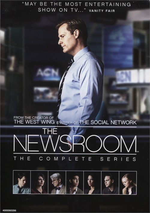 Newsroom, The: The Complete Series