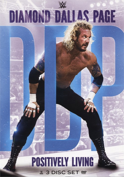 WWE: Diamond Dallas Page - Positively Living!