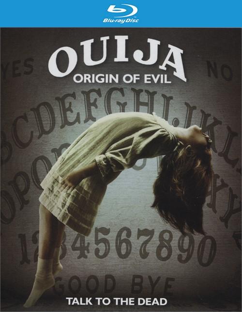 Ouija: Origin Of Evil (Blu-ray + DVD + UltraViolet)