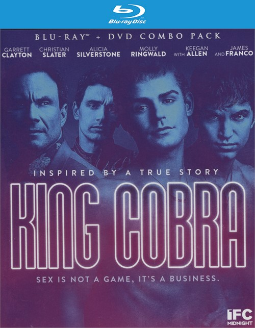 King Cobra (Blu-ray + DVD Combo)