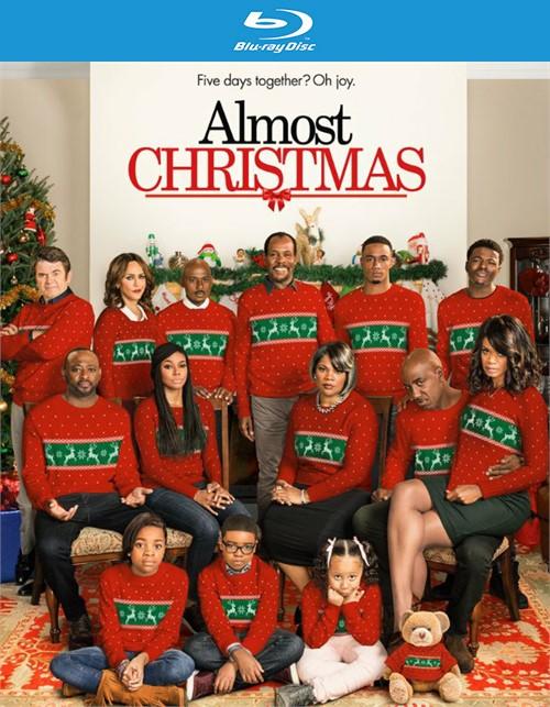 Almost Christmas (Blu-ray + DVD Combo + Digital HD)
