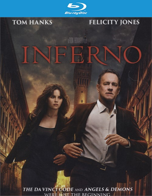 Inferno (4K Ultra HD + Blu-ray + UltraViolet)