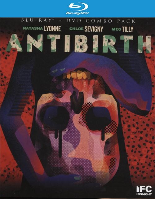 Antibirth (Blu-ray + DVD Combo)