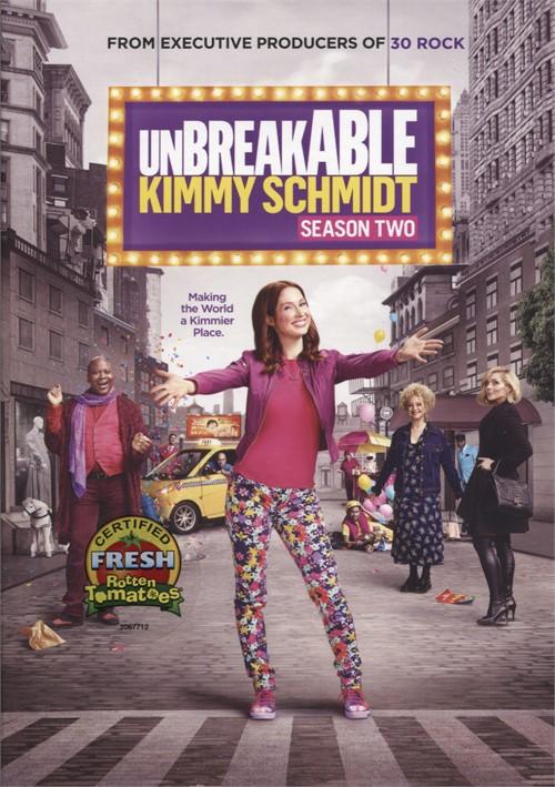 Unbreakable Kimmy Schmidt: Season Two