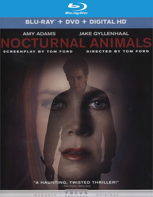 Nocturnal Animals (Blu-ray + DVD + Digital HD)