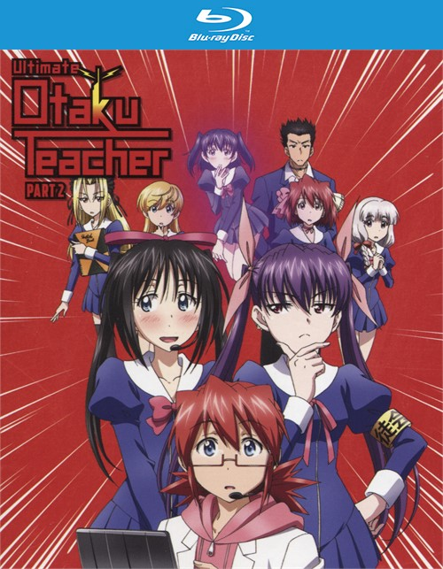 Ultimate Otaku Teacher: Season One, Part Two (Blu-ray + DVD Combo)