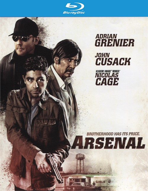 Arsenal (Blu-ray + UltraViolet)