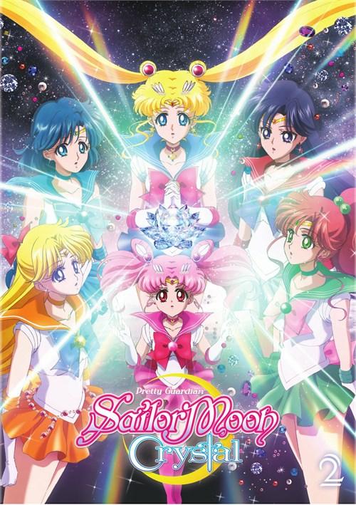Sailor Moon: Crystal - Set 2
