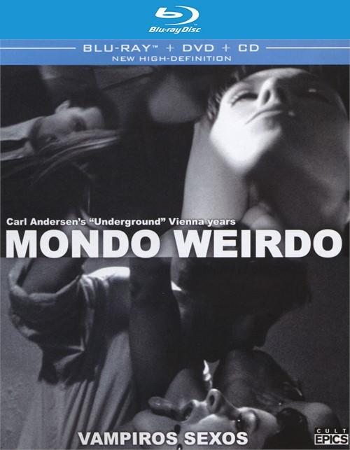 Mondo Weirdo/Vampiros Sexos (Blu-ray + DVD + CD)