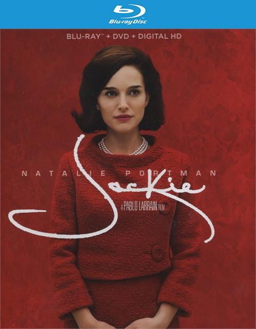Jackie (Blu-ray + DVD + UltraViolet)