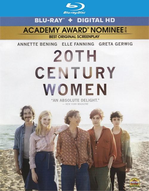 20th Century Women (Blu-ray + UltraViolet)