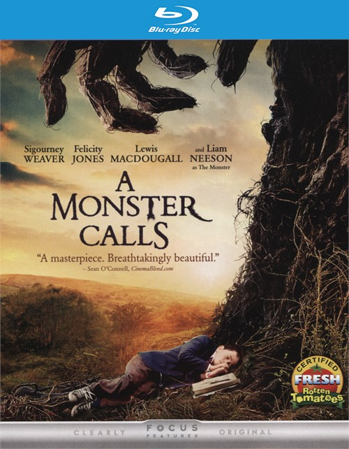 Monster Calls, A (Blu-ray + DVD + UltraViolet)