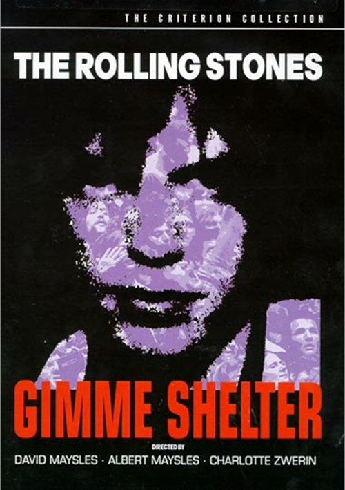 Gimme Shelter: The Rolling Stones - The Criterion Collection
