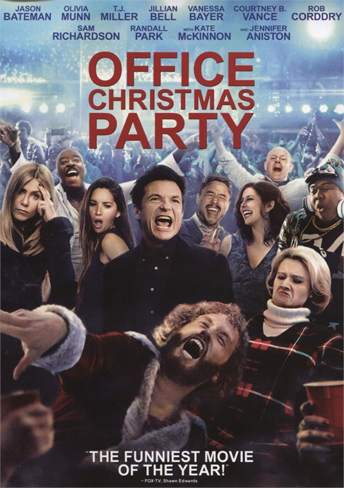 Office Christmas Party (Theatrical Version)