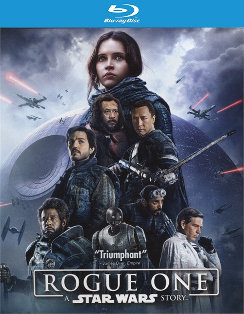 Rogue One: A Star Wars Story (Blu-ray + DVD Combo + Digital HD)