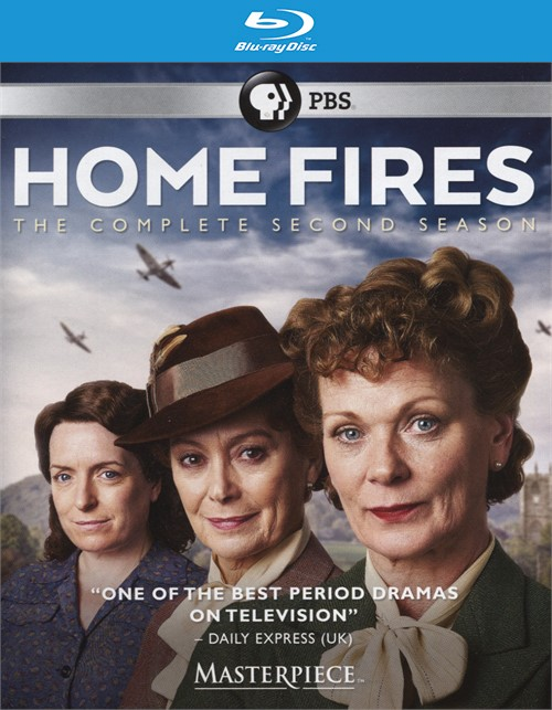 Masterpiece: Home Fires: The Complete Second Season