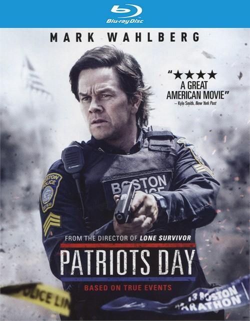 Patriots Day (4K Ultra HD + Blu-ray + UltraViolet)