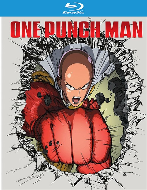 One Punch Man (Blu-ray + DVD Combo)