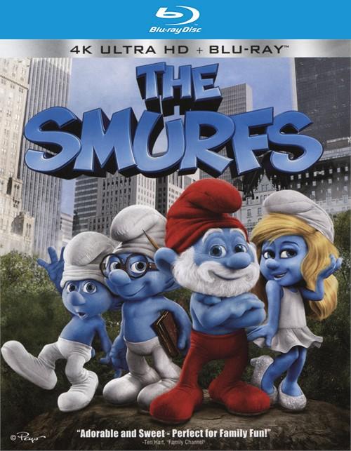 Smurfs, The (4K Ultra HD + Blu-ray + UltraViolet)