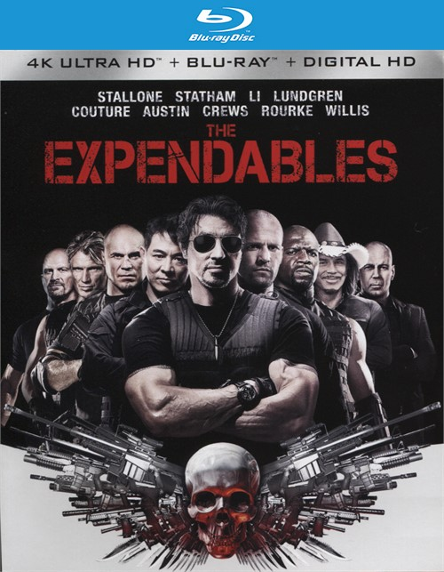 Expendables, The (4K Ultra HD + Blu-ray + UltraViolet)