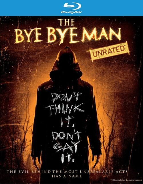 Bye Bye Man, The (Blu-ray + DVD Combo + Digital HD)