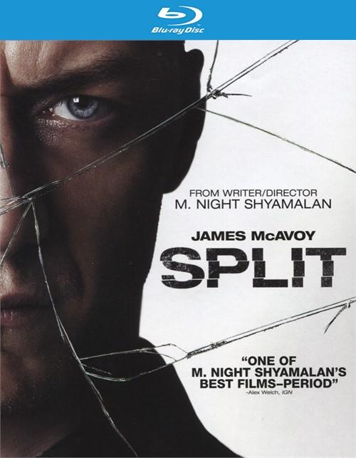 Split (Blu-ray + DVD + Digital HD)