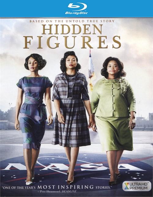 Hidden Figures (4K Ultra HD + Blu-ray + UltraViolet)