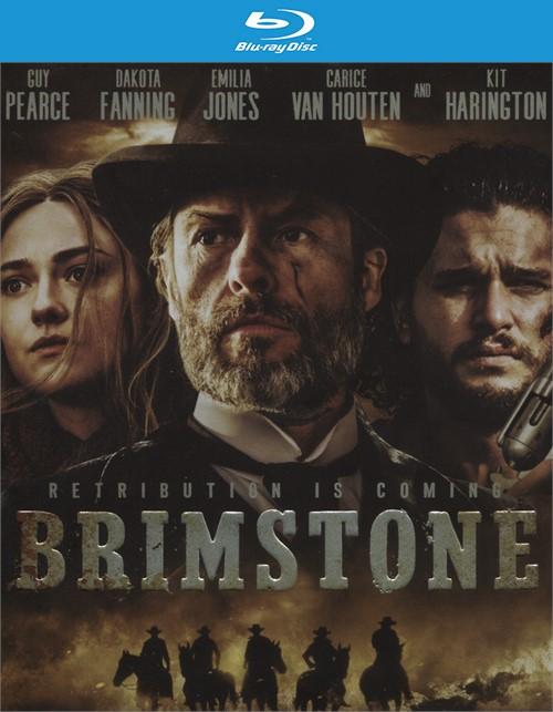 Brimestone (Blu-ray + DVD Combo)
