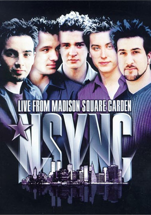 NSync: Live From Madison Square Garden