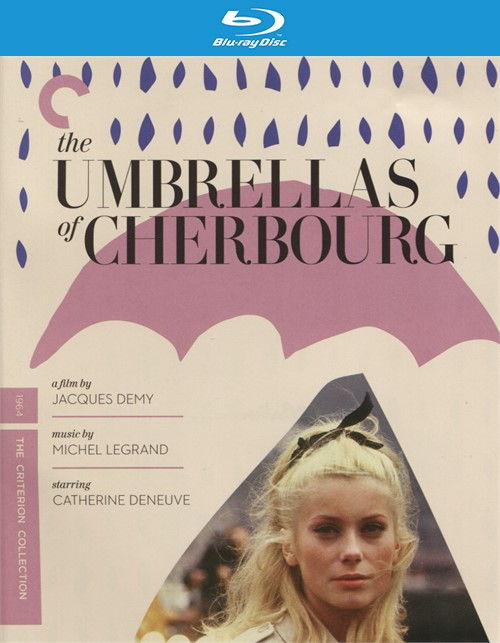 Umbrellas of Cherbourg, The: The Criterion Collection