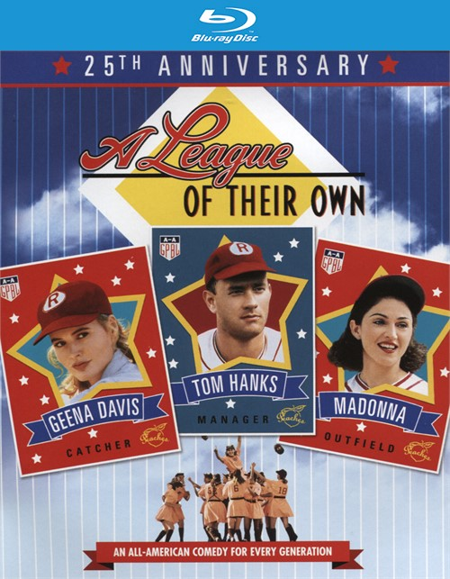 League of Their Own, A: 20th Anniversary Edition (Blu-ray + UltraViolet)