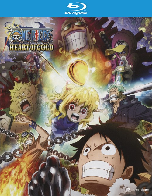 One Piece: Heart of Gold - TV Special (Blu-ray + DVD Combo + UltarViolet)