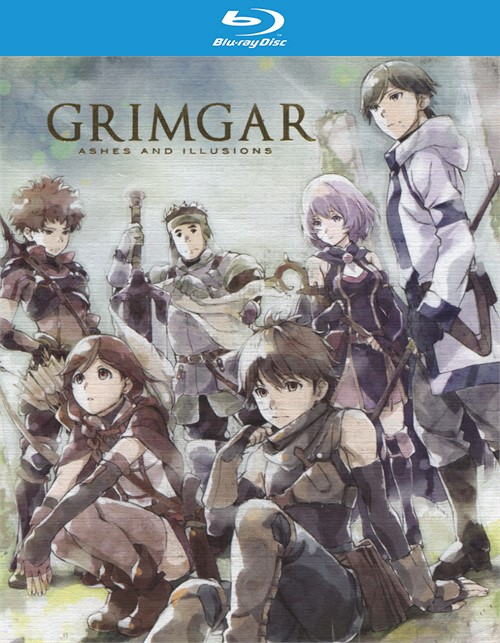 Grimgar: Ashes & Illusions: The Complete Series - Limited Edition (Blu-ray + DVD Combo)
