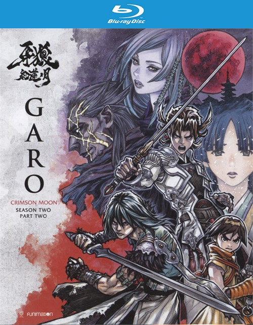 GARO: Crimson Moon - Season Two, Part Two (Blu-ray + DVD Combo)