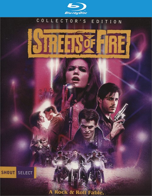 Streets Of Fire: Collectors Edition