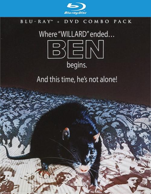 Ben (Blu-ray + DVD Combo Pack)