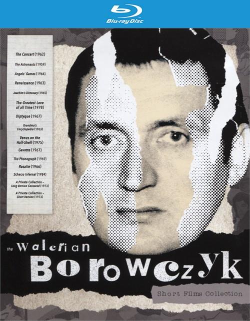 Walerian Borowczyk: Short Films