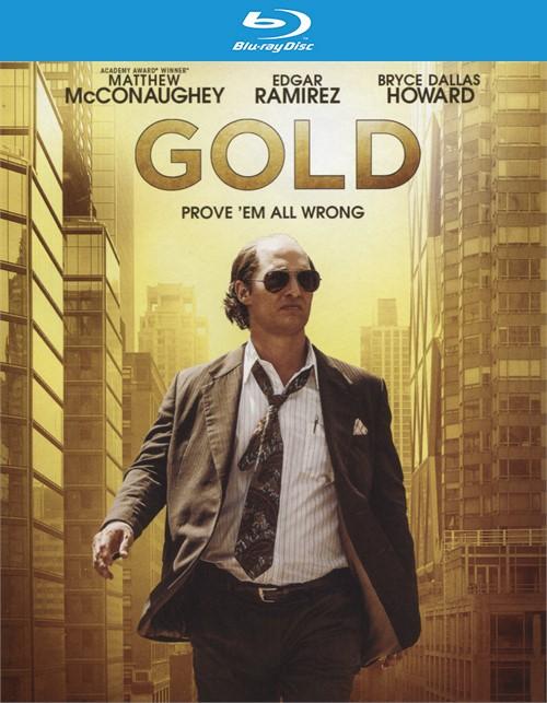 Gold (Blu-ray + DVD Combo + UltraViolet)