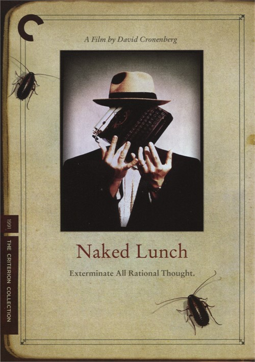 Naked Lunch: The Criterion Collection