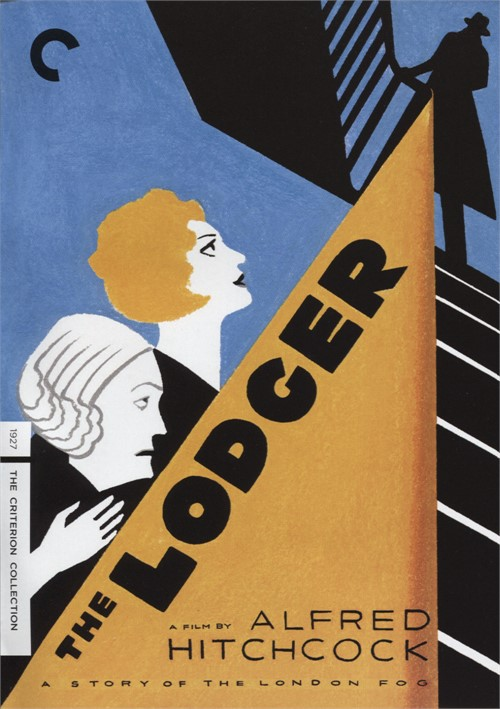 Lodger, The: A Story of the London Fog, The: The Criterion Collection