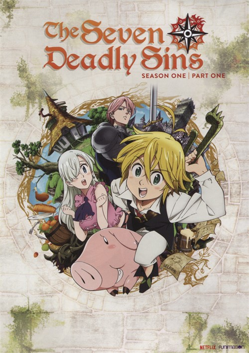 Seven Deadly Sins: Season One, Part One