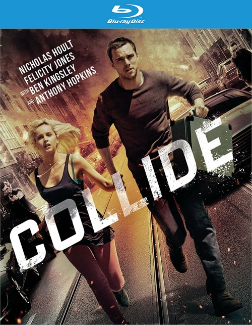 Collide (Blu-ray + DVD + UltraViolet)