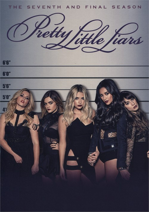 Pretty Little Liars: The Complete Seventh Season
