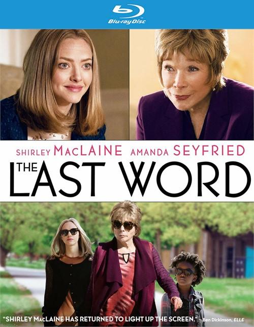 Last Word, The (Blu-ray + DVD + UltraViolet)
