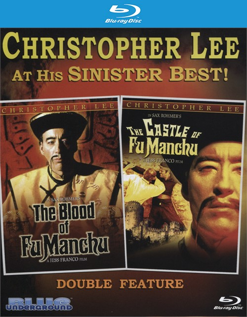 Blood of Fu Manchu/Castle of Fu Manchu - Double Feature