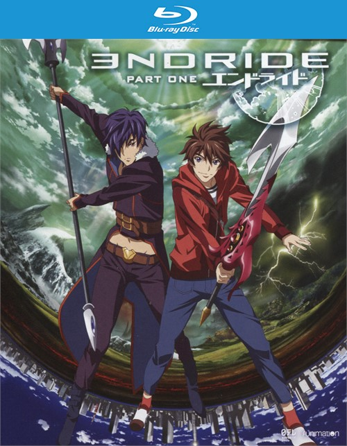 Endride: Part One (Blu-ray + DVD Combo)